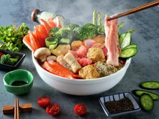 日本純魚漿綜合火鍋料