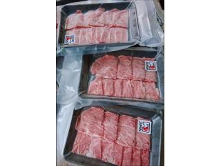 預購日本和牛A5燒肉片  買3送2(預計6月底到貨)