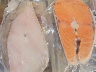 重量級/鱈鮭雙拼組