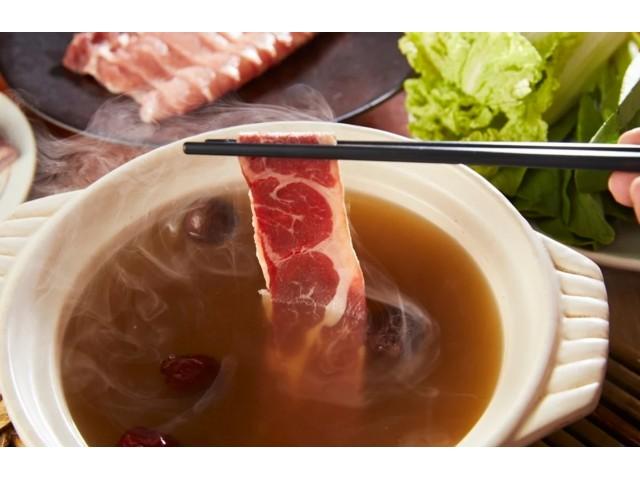 元氣養生鍋+頂級4款肉品