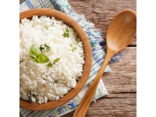 【減醣無澱粉】白花椰菜米1公斤
