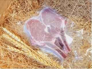 西班牙伊比利豬 Bellota 豬肋條 送(伊比利豬法式帶骨里肌)